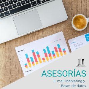 Asesorias de E-mail Marketing y Bases de Datos