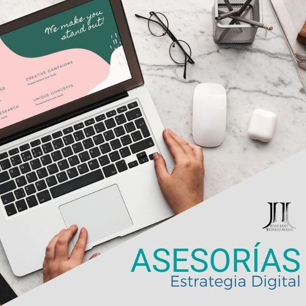 Asesoría de Estrategia Digital Bogota Colombia