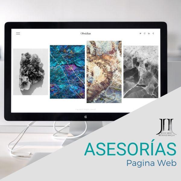 Asesorías de Pagina Web