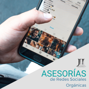 Asesorías de Redes sociales Orgánicas