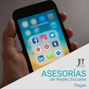 Asesorías de redes Sociales Pagas