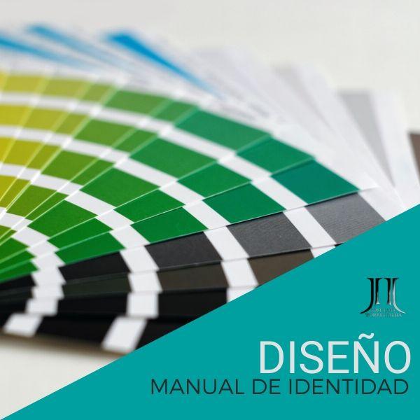 Diseño de Manual de Identidad corporativa