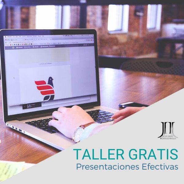 Taller Gratis de Presentaciones de Ventas Efectivas
