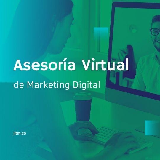 Asesoría Virtual de Mercadeo Online